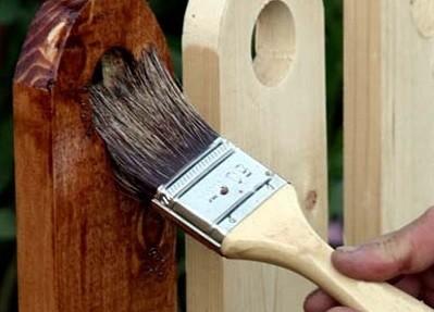 пропитка дерева для наружных работ